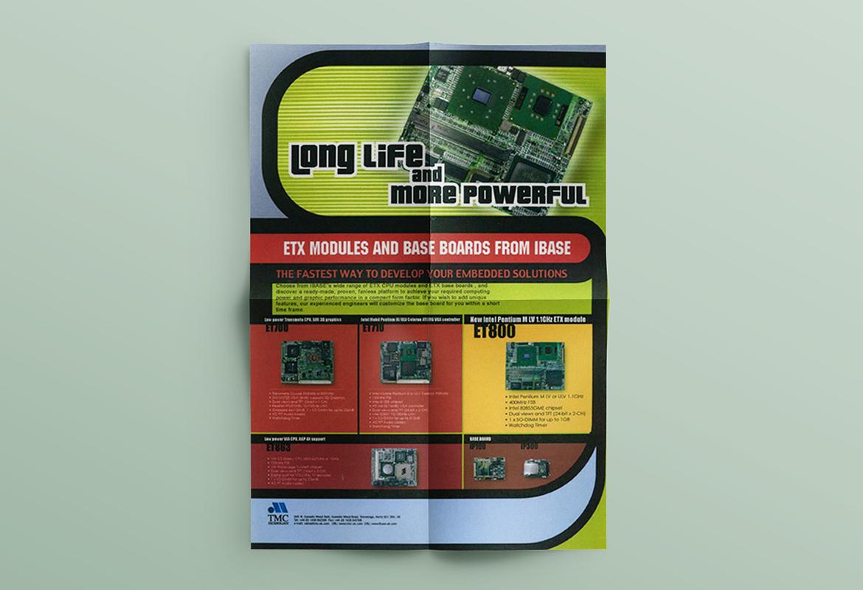 TMC / magazine ad