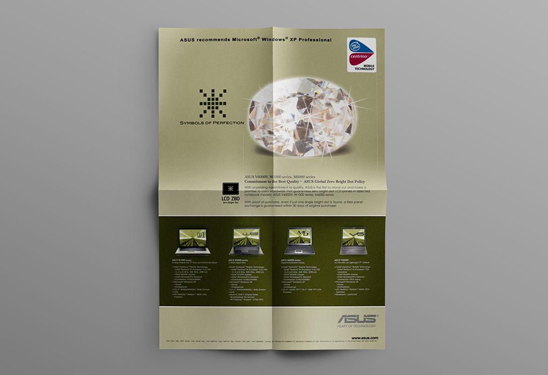 Asus a02 / magazine ad