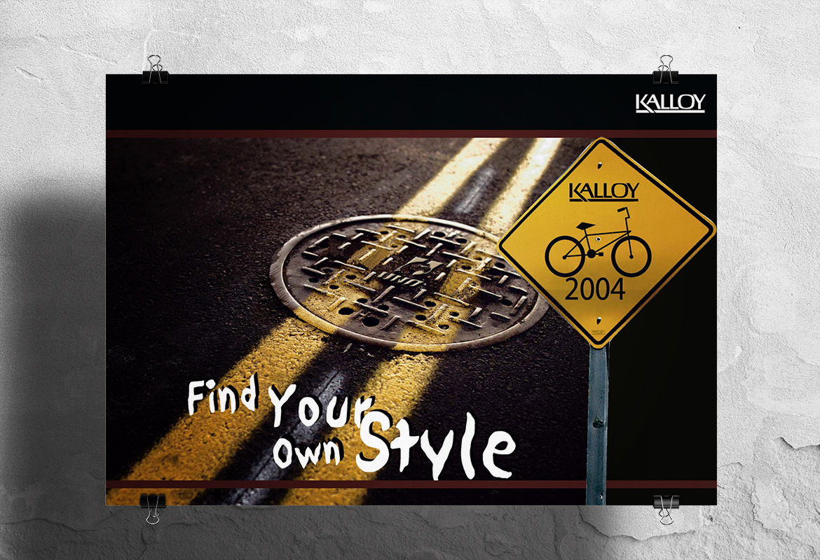 Kalloy / Catalog cover
