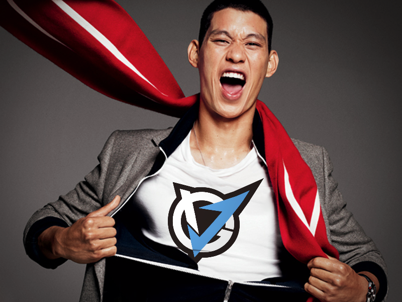 VG.J Featuring Jeremy Lin