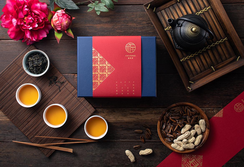福葉茶 CHA VOYAGE