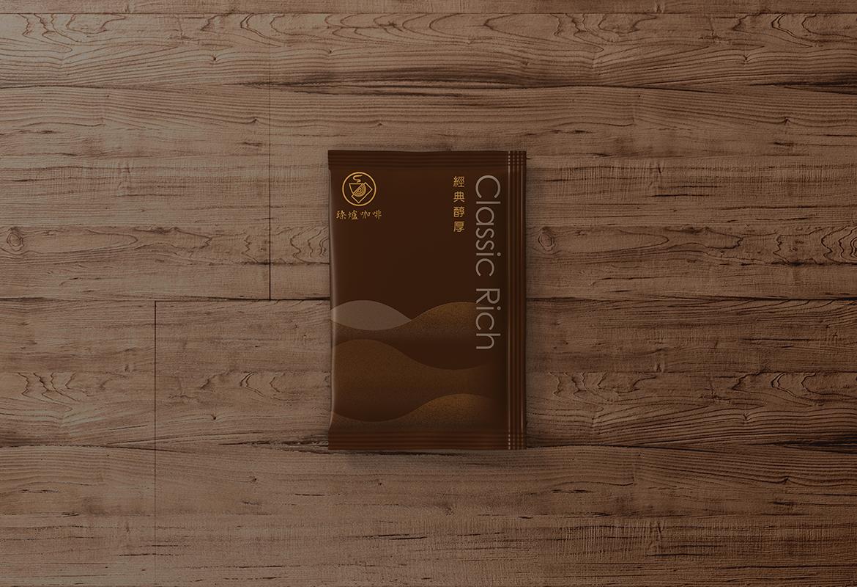 臻爐咖啡包裝設計