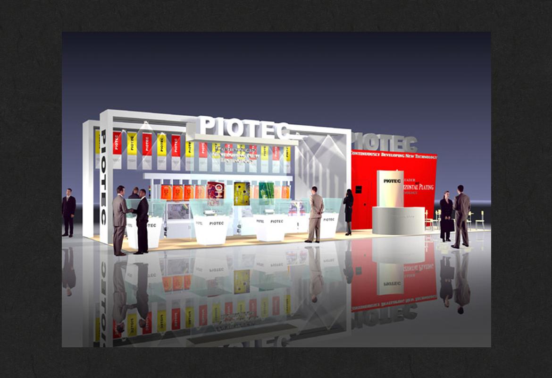 PIOTEC / Exhibit Design